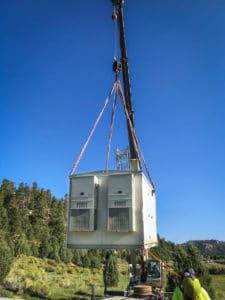 AP FORT Shelter Crane