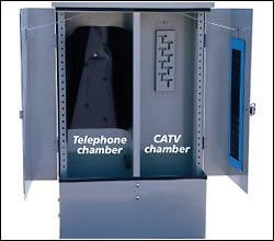 Telco / CATV Cabinet
