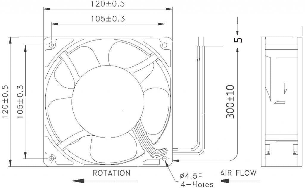12V-DC-Fan-58-0195-00-Drawing
