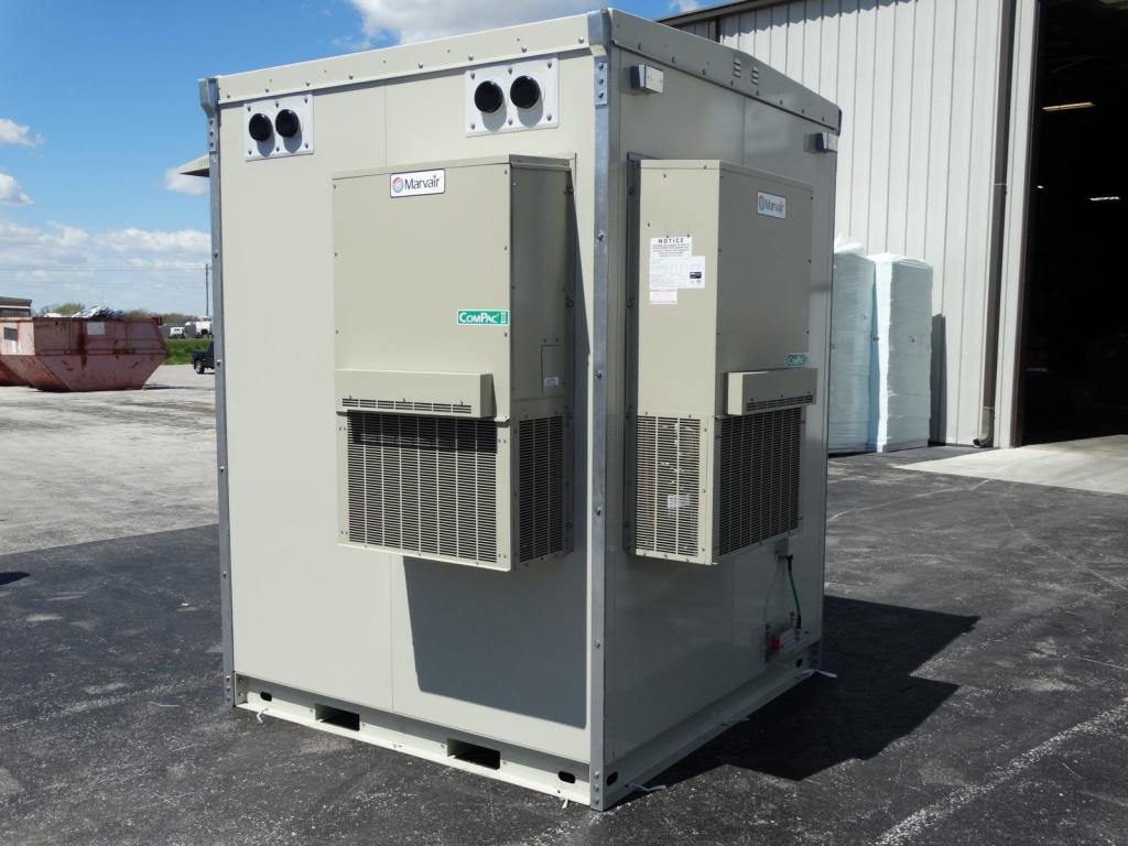 Ap Fort Telecommunications Shelter American Products Llc