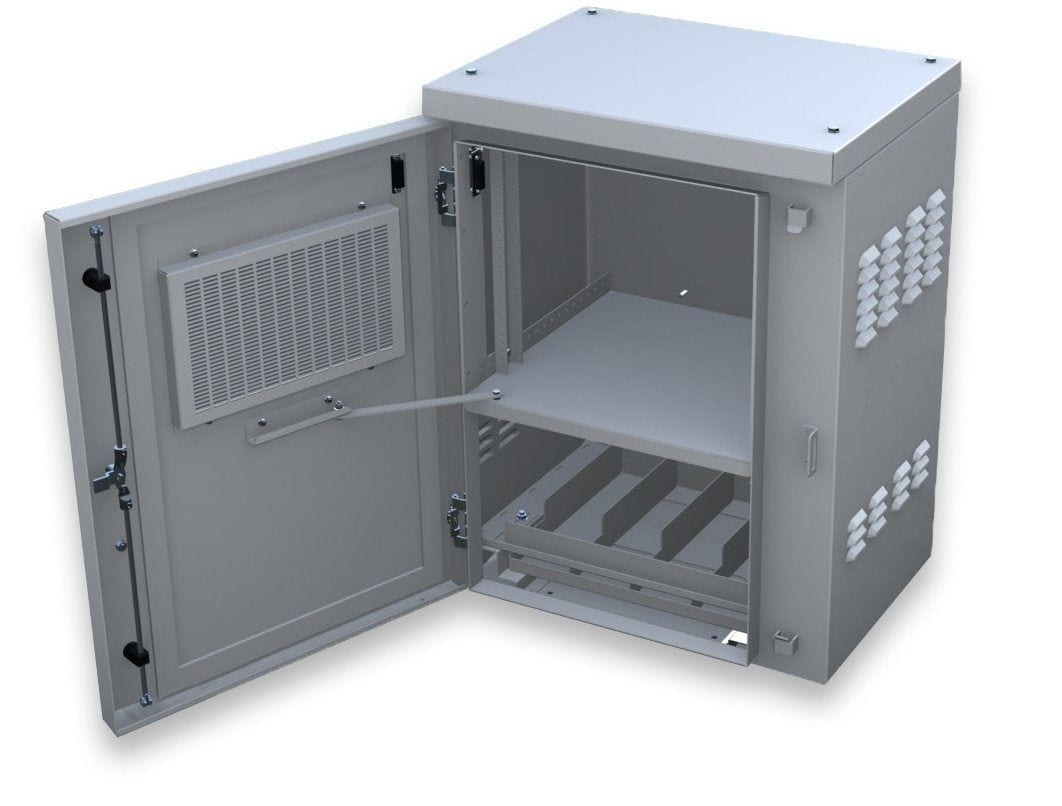 Small Telco Enclosure American Products