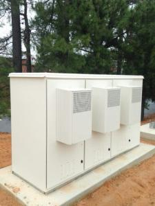 Heritage Multibay with 3 HVAC units.