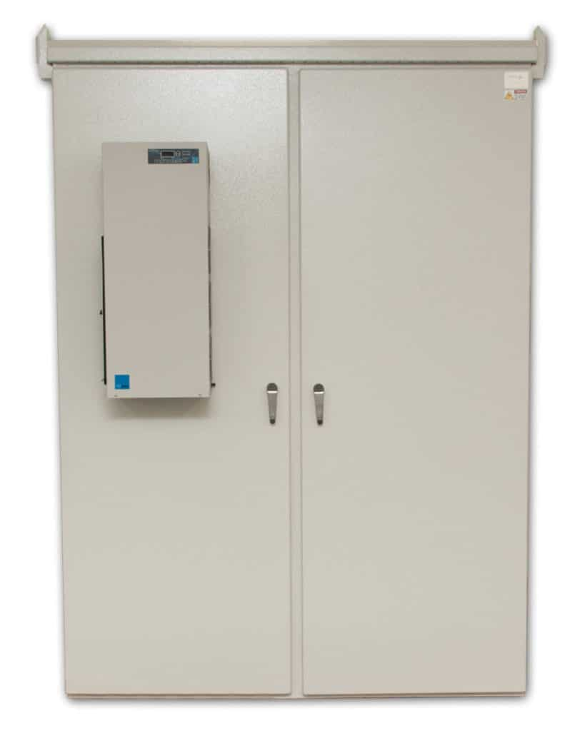 Battery Cabinet Dual Bay