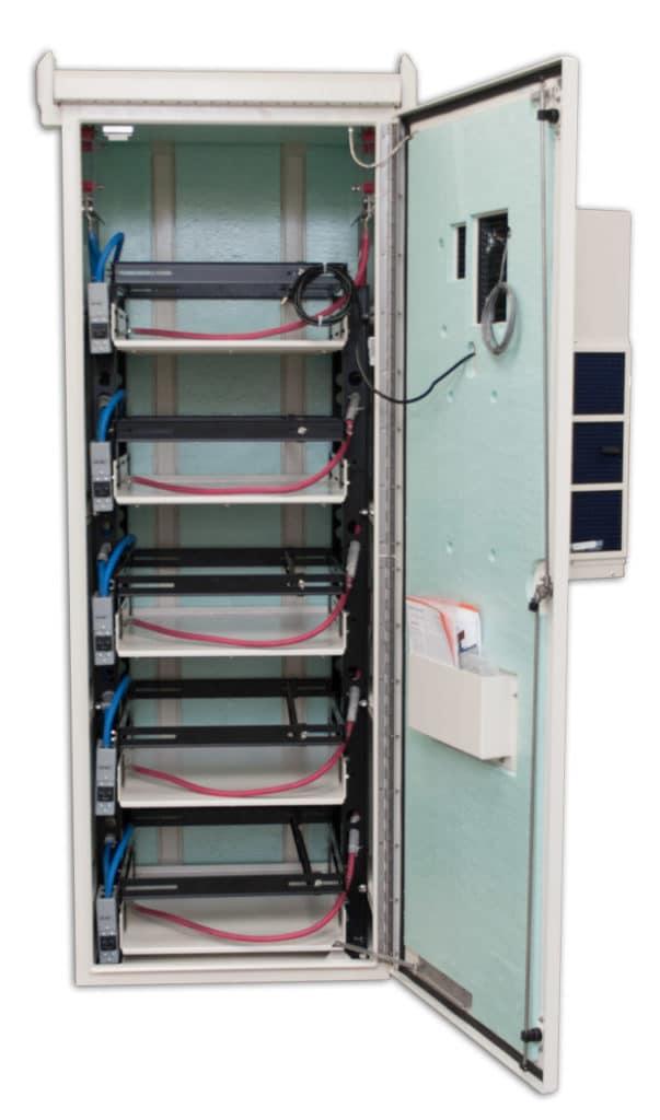 Battery Cabinet Single Bay