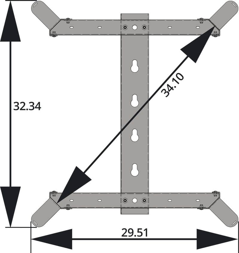 H-Frame-Drawing-Measurements-II